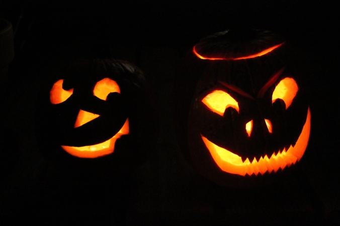 Happy Halloween a little early!